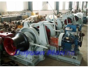 84KN Hydraulic anchor windlass