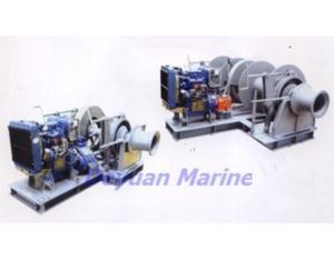 97KN  Hydraulic anchor windlass