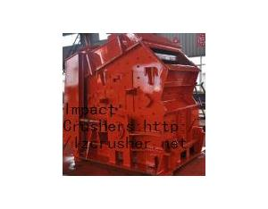 Industrial Impact Crushers