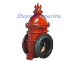 marine flange tanker gate valve