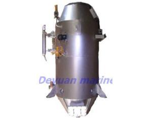 marine exhaust-gas boiler