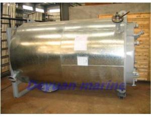 marine hot water boiler