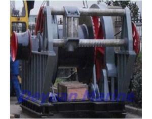 60t Hydraulic towing winch