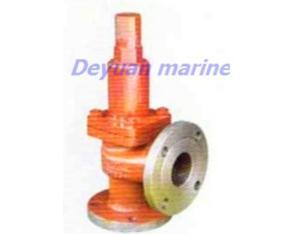 marine brass safety valve