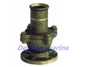 marine flanged suction check valve