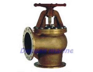 marine bronze suction sea valve