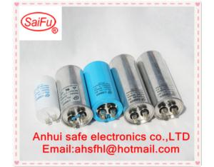 AC motor capacitor for air conditioner