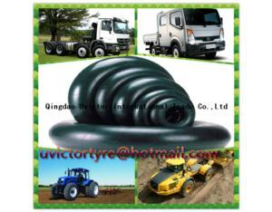 inner tube for radial tire