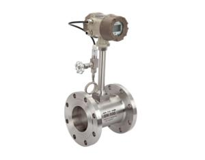 Steam or Vortex flowmeter
