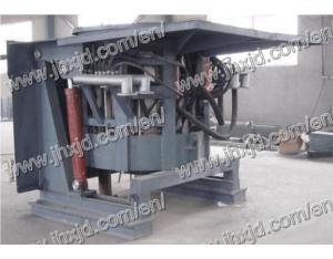 Steel Making Induction Furnace 10ton