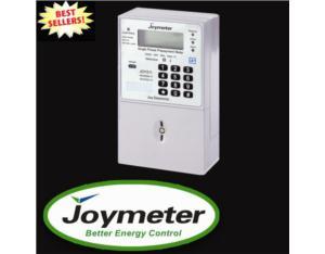 JOY211 single phase prepaid energy meter