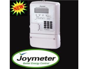 JOY311 three phase prepaid energy meter
