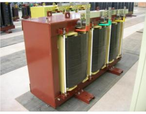 Amorphous alloy transformer
