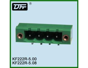 pluggable terminal block-KF222R
