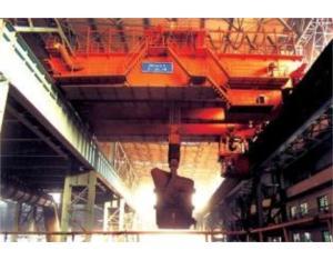 Metallurgy and Casting Double Girder Overhead Crane