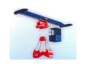 Overhead Travelling Crane with Grab