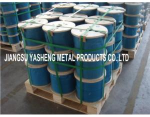 AISI 316 Stainless Steel Wire Rope