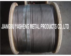 AISI316 Stainless Steel Wire Rope