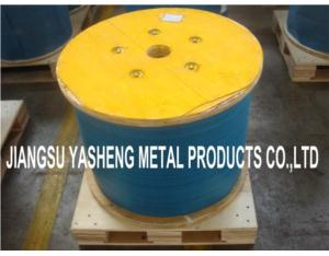 AISI304/AISI316 Stainless Steel Wire Rope