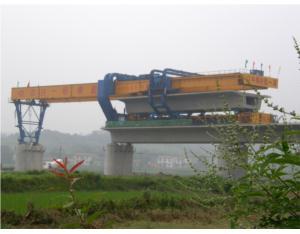 JQ 900 Series Bridge Girder Erection Machine
