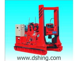DSH-2 Powerful Portable Water Well Drilling Rig