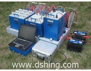 DSHS-3 NMR Water Detector