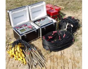 DSHK-2B Multi-Electrode Resistivity Survey System