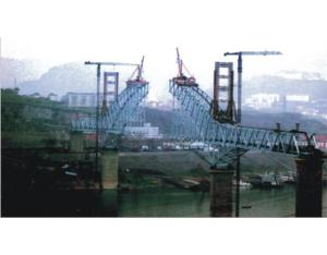 BWQ-35 Girder Erection Crane with Adjustable Slope