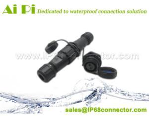 IP68 Waterproof Circular Cable Connector