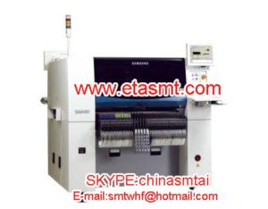 Pick & Place Machine - Samsung SM411 High Speed Placer