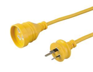 Australia plug/socket,SAA extension cord,power supply cord