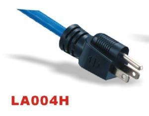 UL CUL 2-pole 3-wire Plug 5-15P 15A 125V~ outdoor Power Supply Cord