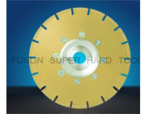 FLB015 Brazed diamond cutting blade