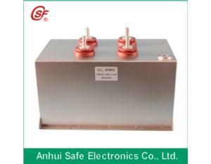 High Voltage Pulse Generator Capacitor