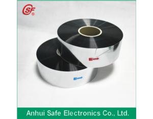 AL/ZN Metallized Polypropylene Film For Capacitors