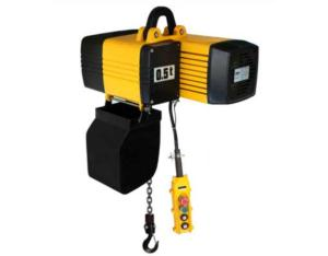 Hook Suspension Electric Chain Hoist