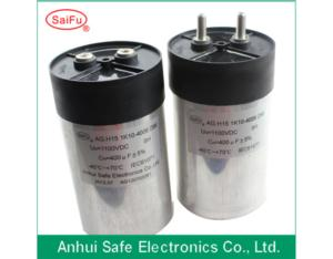 400UF 1100VDC wind power capacitor Used in DC support filter circuit