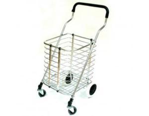 Folding shopping cart T04