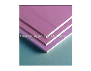 Fireproof Gypsum Plasterboard