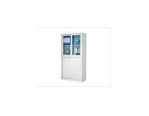 Iron door cabinet