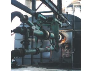 HP Forced Swirl Multi-channel Burner
