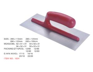 Plastering Trowels-1004