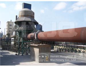 calcining kiln