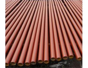 EN877 standard pipe