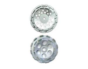 DOUBLE ROW CUP WHEELS