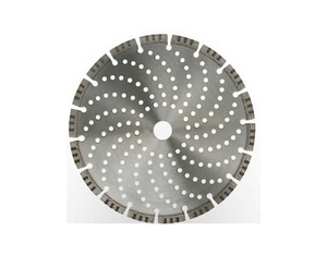 Cool-Cut Blade | turbo-segmented type