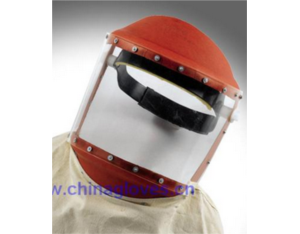Safety Helmet & Face Shield-ST201R
