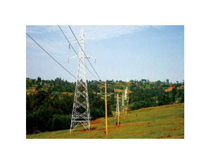 Kenya's power grid renovation project