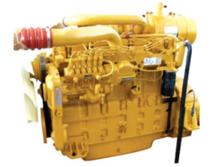 SC8D Series Diesel Engine