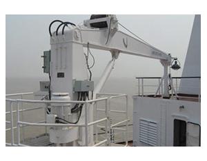 Marine engineering ship crane